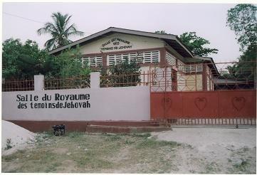 salle du royaume des temoins de jehovah de vx bg